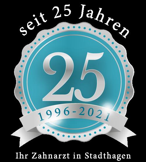 25 Jahre Praxis Jubiläum